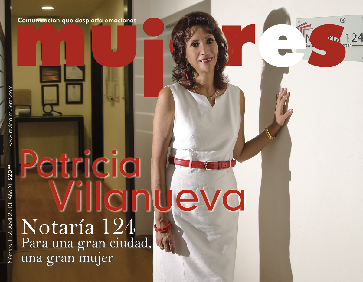 REVISTA MUJERES ABRIL 2013